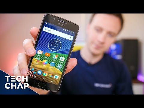 BEST Phone for under $200 – Moto G5 Review | The Tech Chap