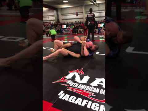Walid Hogan Egypt vs Rambo USA Bjj Naga competition