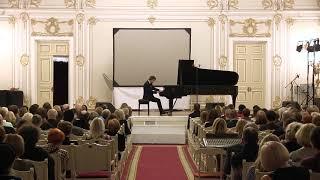 Liszt: Mephisto Waltz No. 1, S. 514. Alexander Lubyantsev