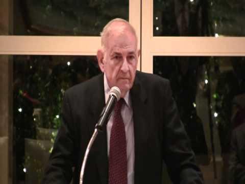 Iraq-born, Jewish professor Abe Sion, explores Palestinian & Israeli history & claims