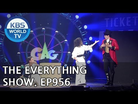 The Everything Show I 다 있Show[Gag Concert / 2018.07.14]