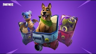 NOUVEAU FORTNITE SEASON 6 BATTLE PASS OVERVIEW ET PETS