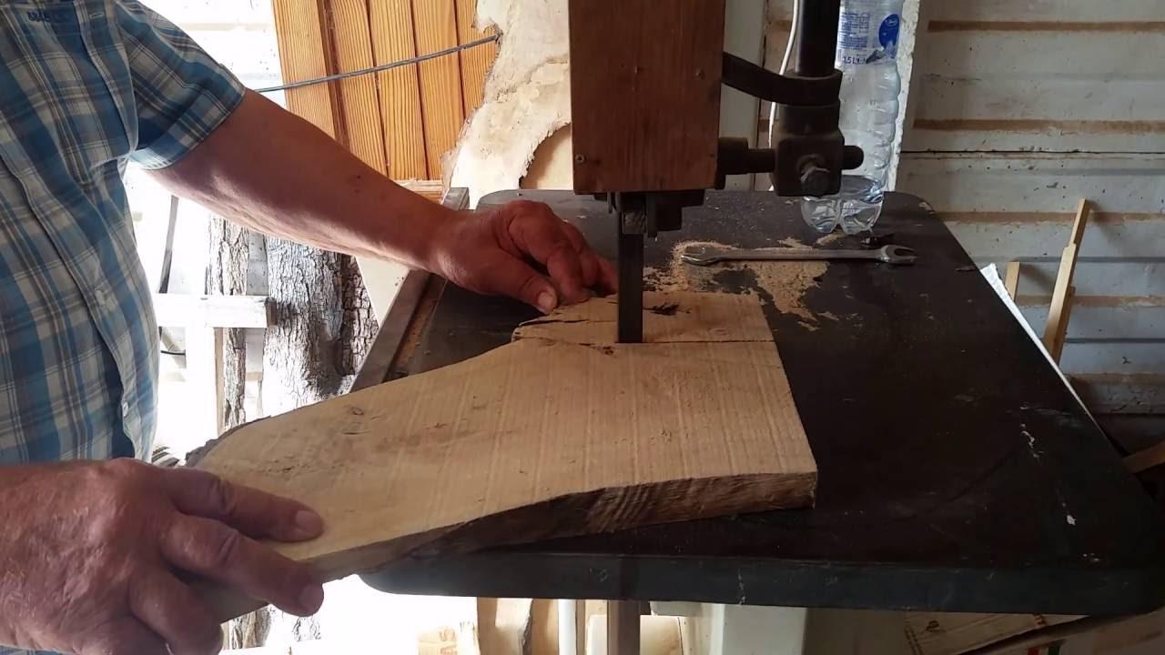 Taglio legno di ulivo per tagliere youtube for Taglio legno bricoman
