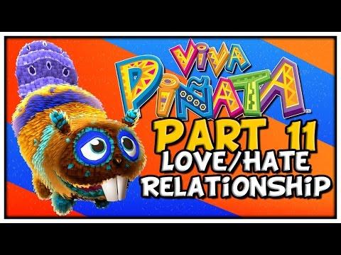 Viva Pinata Part 11! (Xbox One) | Getting the Buzzenge & Capturing a Beaver?!