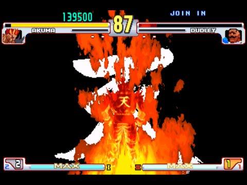 Street Figther 3rd Strike Boss Hack Para Tiger Arcade,Fba4droid y Kawaks en Android