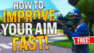 How to Improve Your Aim FAST on PC for ANY GAME!