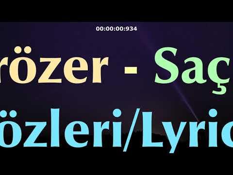 Alper Erözer - Saçları Sarı (Sözleri/Lyrics)