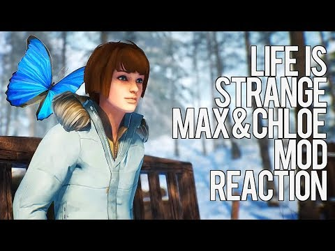 Life is Strange 2 w/ Max and Chloe Fan Project Reaction
