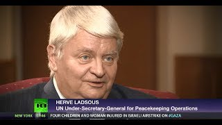 Politics of Peace (ft. UN USG for Peacekeeping Operations, Herve Ladsous)
