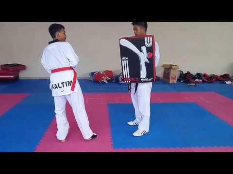 Tutorial Tendangan Taekwondo thumbnail