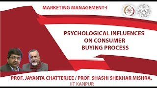 Psychological Influences on Consumer Buying Process
