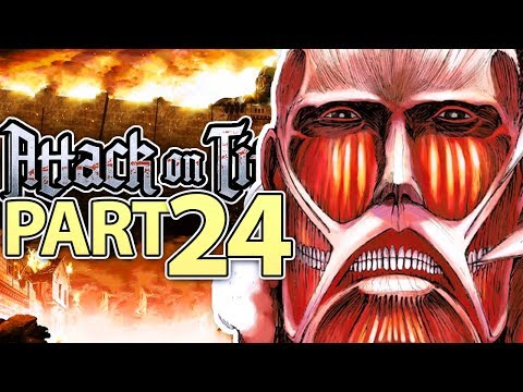 YMIR & COLOSSAL TITAN'S DEATH!? | Attack on Titan 2 (AOT 2) Gameplay Walkthrough Part 24 (PS4/PC)