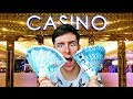 I GAMBLED IT ALL?! Resorts World Manila Casino REACTION!