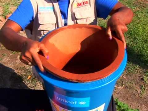 El agua es vida filtros de cer mica youtube - Filtros para grifos de agua ...