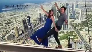 DUBAI VLOG ( BURJ KHALIFA & DANCING FOUNTAIN )