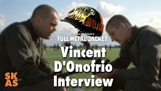 Full Metal Jacket : Vincent D'Onofrio Interview (2017)