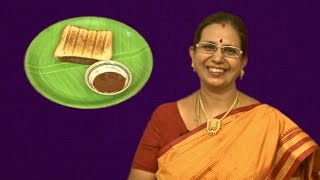 Grilled Vegetable Sandwich | Mallika Badrinath Recipes