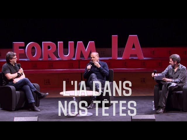 L'Intelligence artificielle dans nos têtes, avec Yann Lecun et Enki Bilal
