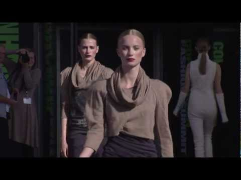 Copenhagen Fashion Summit 2012 - Sustainable Fashion Runway Show