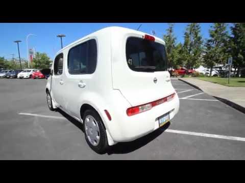 9t427747 2009 Nissan Cube Rairdonauburnnissan White Youtube