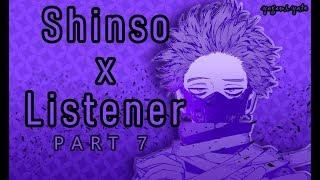 Hitoshi Shinso x listener ASMR p7 [My Hero Academia] 18+