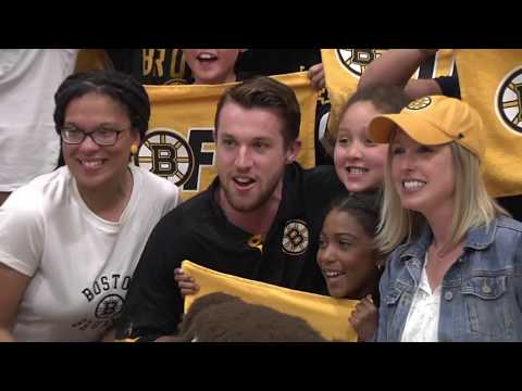 BPS and Boston Bruins Partnership Announcement - Promo