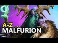A Z Malfurion Heroes Of The Storm HotS Gameplay mp3