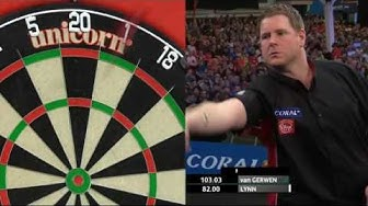 ᴴᴰ Michael Van Gerwen vs Barry Lynn | 2016 UK Open PDC Darts QF