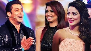 Hina Khan & Karishma Tanna On Salman Khan's Bigg Boss 10