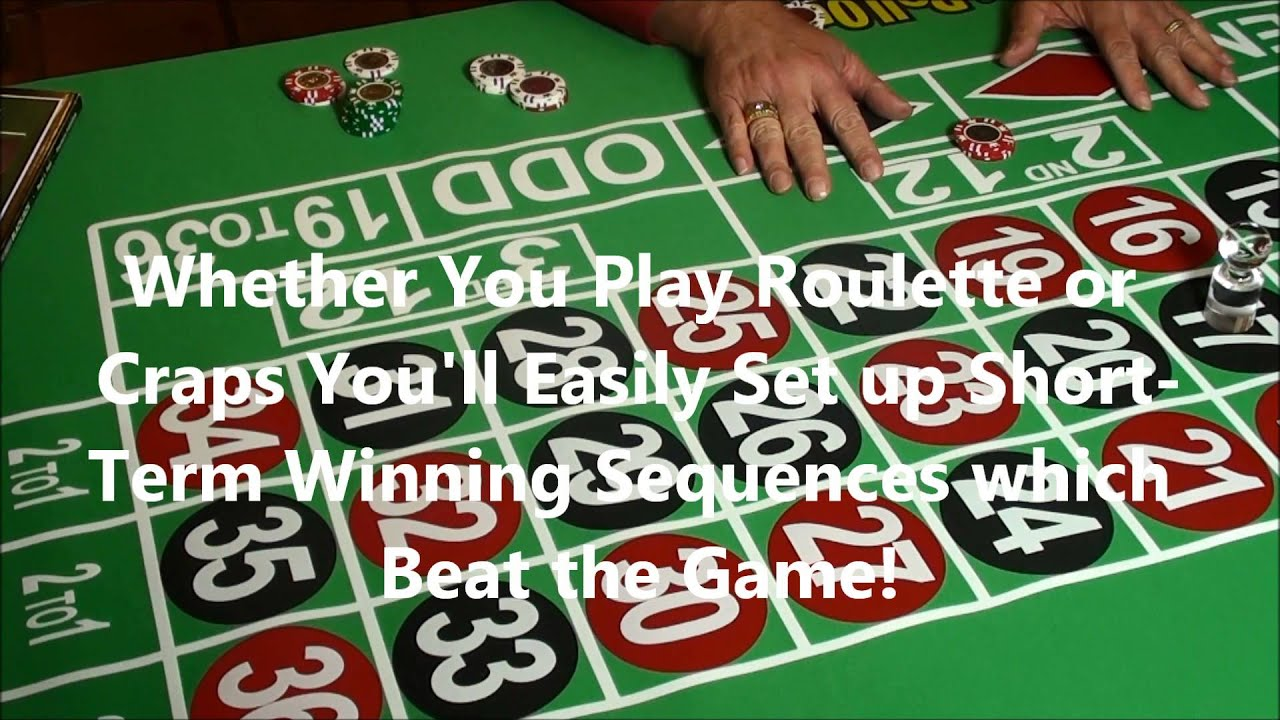 Is there a formula for roulette film poker 2018