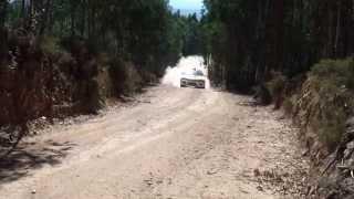 RALI DE MORTÁGUA/2015, 'Aguieira 2', Manuel Castro / Luís Costa - Mitsubishi Lancer Evo IX
