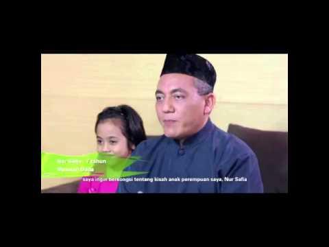 Testimoni Spirulina Organik: Nur Safia (Masalah Dada)