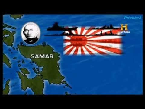 Grandes Batallas Navales   La Batalla de Samar