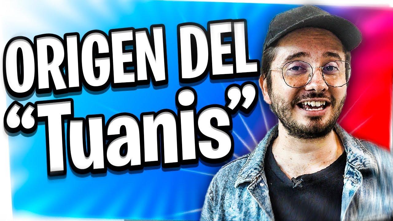 """DE DONDE SALIÓ EL """"TUANIS"""" - Yo Soy Pollo"""
