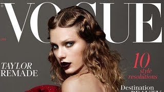 Taylor Swift Writes EMOTIONAL Poem About Betrayal for British Vogue