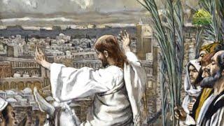 Читаем Евангелие вместе с Церковью 17 февраля 2020. Евангелие от Марка. Глава 11, ст.1-11.