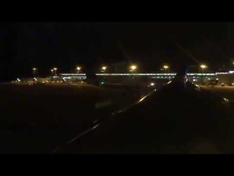 Washington DC (IAD) to San Francisco (SFO) night flight: takeoff,landing 2015-01-25