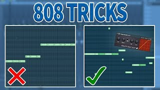 Download Tricks To Make Your 808s More Interesting! Mp3 and Videos