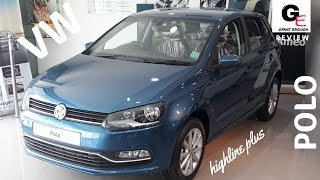 2018 Volkswagen Polo Highline Plus | touch screen | detailed review | features | price | specs !!!!