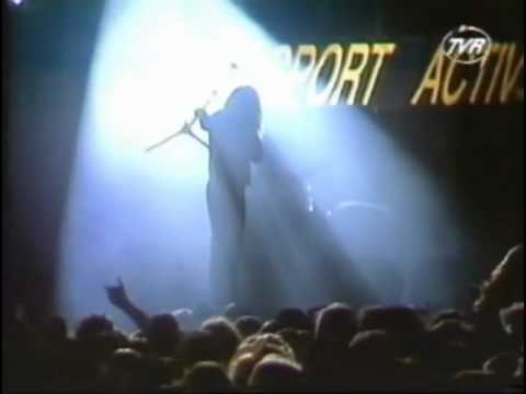 Paradise Lost - Bucarest - Roumanie - 1994 - Full Show