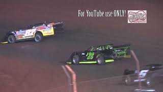 Dixie Speedway 8/12/17 Crate Latemodel Feature!