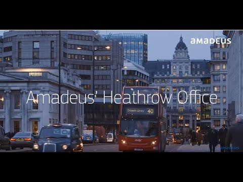 Amadeus -  Where careers travel further