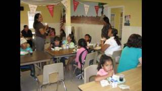 2009 Second Week of School: Navajo Lutheran Mission in Rock Point, Arizona