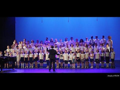 (Studio ATB 54) Gala Du Conservatoire de Huy 18/06/2017 avec Sofia au centre culturel de Huy
