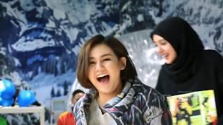 IBU PINTAR - Keluarga Sissy Bermain di Trans Snow World Dengan Keluarga Fairuz (22/6/19) Part 1