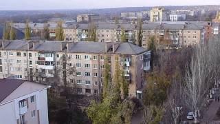 Александрия с крыш   3(Александрия, Кировоградская область, Украина Вид города с крыши общежития