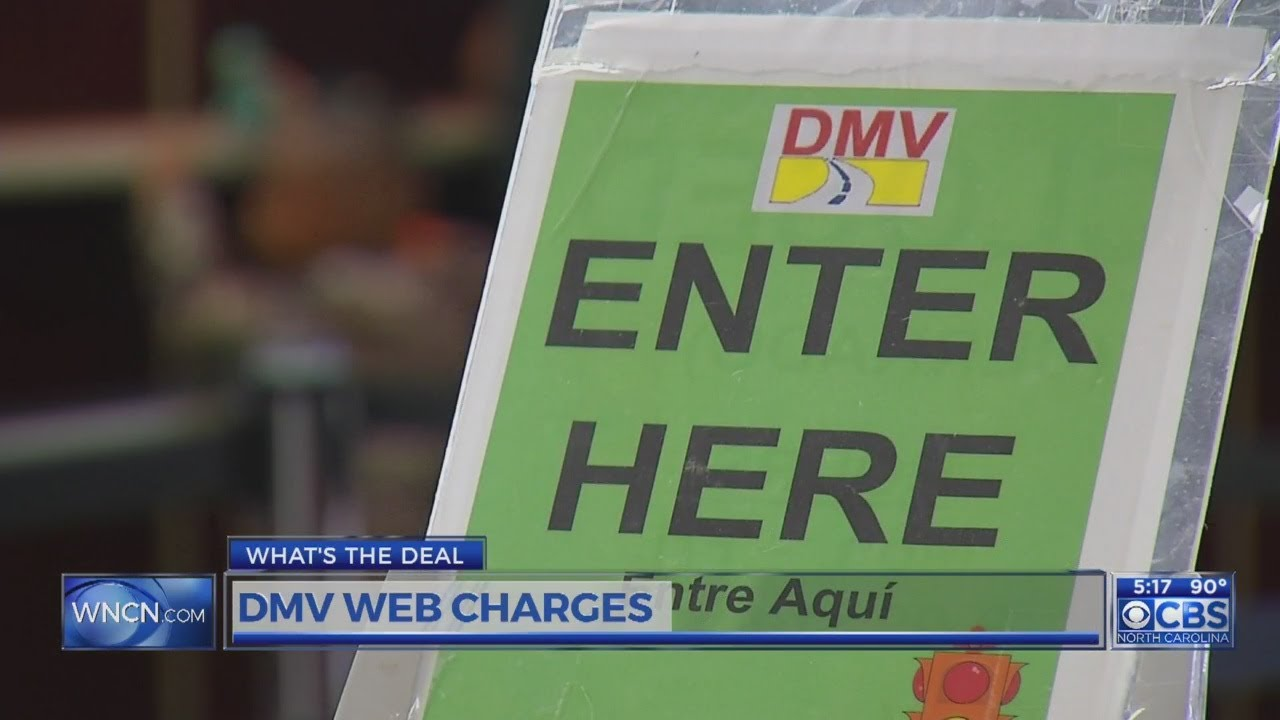 Third Party Dmv >> Watch Out For Third Party Dmv Sites Charging You For Free Services