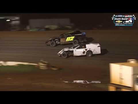 Newsome Raceway Modified Sportsman Heats 1-3 at Talladega Short Track 1-4-20