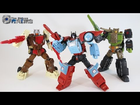 MakeToys MTRM-06 Contact Shot - Masterpiece Pointblank Review