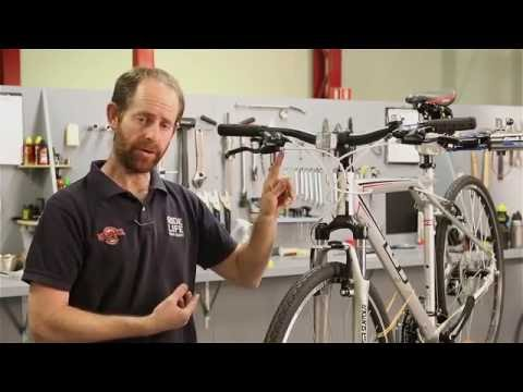 Basics of a V-Brake - from Ivanhoe Cycles
